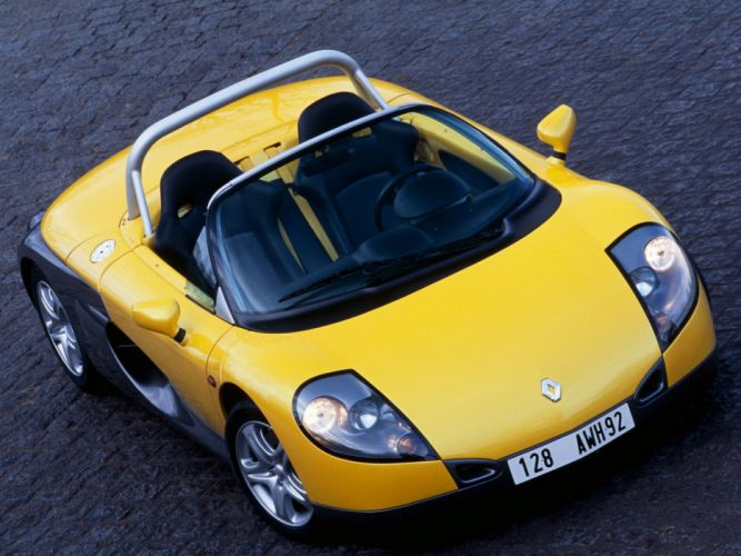 1995 Renault Sport Spider hs wallpaper