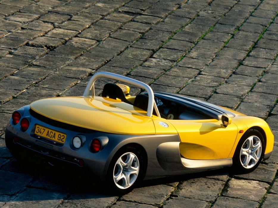 1995 Renault Sport Spider gw wallpaper
