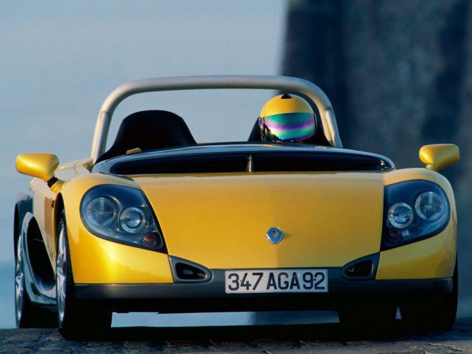 1995 Renault Sport Spider f wallpaper