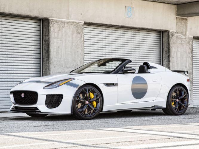 2015 Jaguar F-Type Project-7 US-spec supercar g wallpaper
