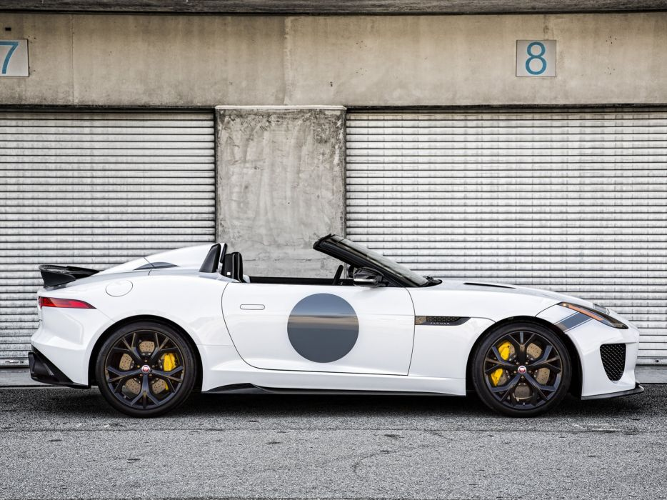2015 Jaguar F-Type Project-7 US-spec supercar f wallpaper