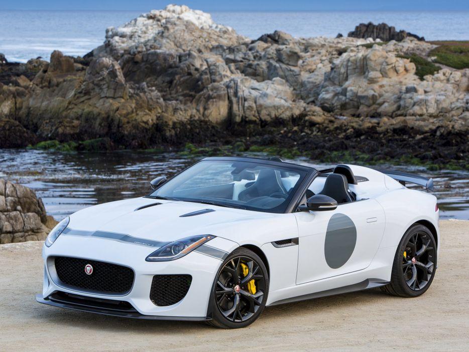 2015 Jaguar F-Type Project-7 US-spec supercar f wallpaper