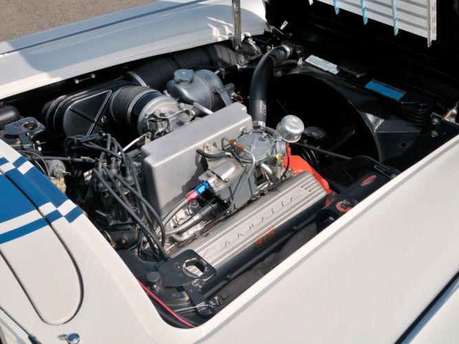 1961 Chevrolet Corvette 283 315HP Fuel Injection SCCA B-Production Race (C-1) racing muscle v wallpaper