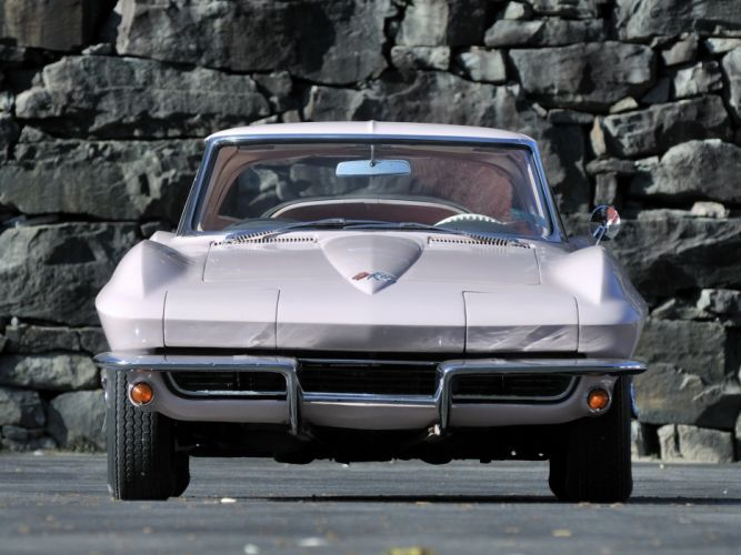 1963 Chevrolet Corvette StingRay L75 327 300HP Sue-Earl-Special muscle classic a wallpaper