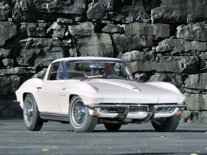 1963 Chevrolet Corvette StingRay L75 327 300HP Sue-Earl-Special muscle classic f wallpaper