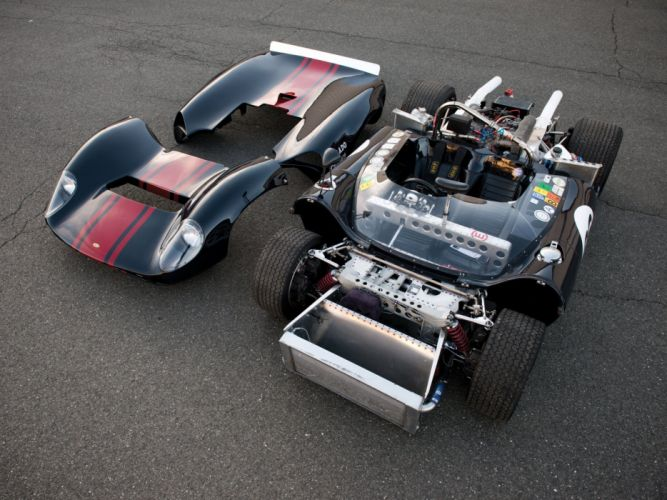 1966 Lola T70 Spyder (MkII) le-mans race racing g wallpaper