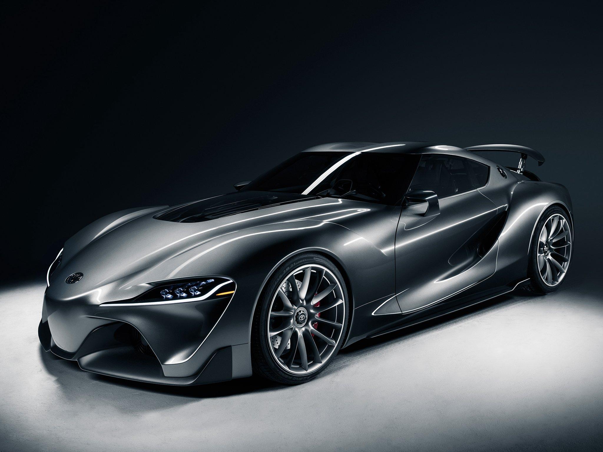2014 toyota ft1 graphite concept supercar d wallpaper