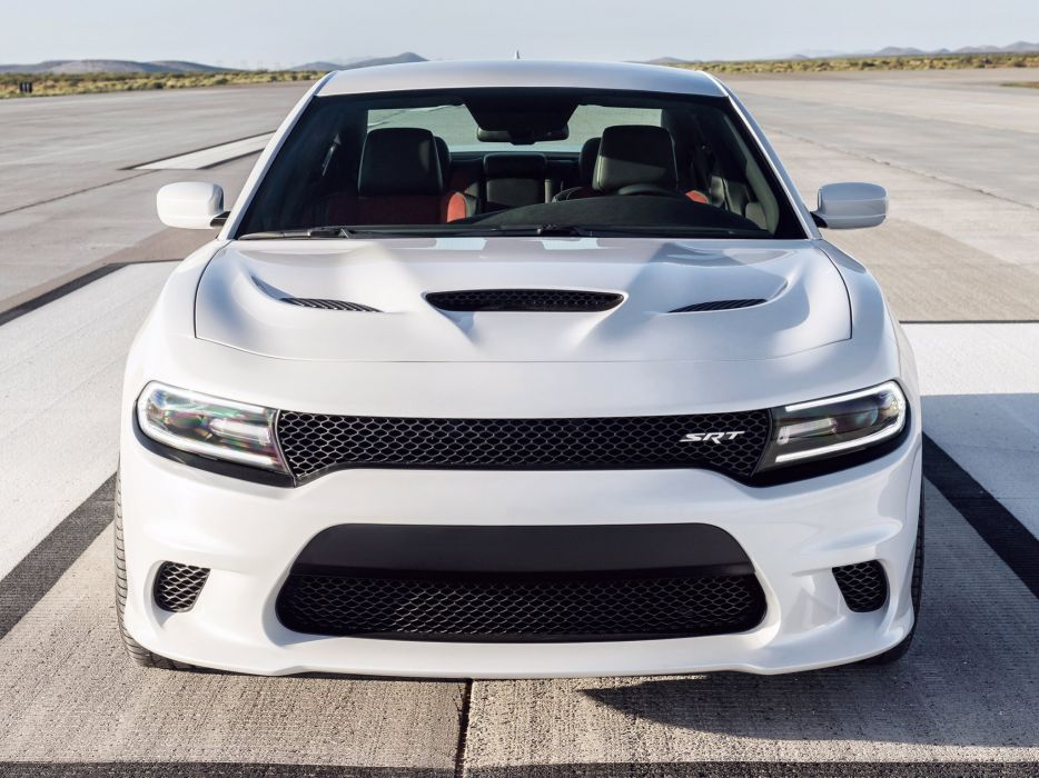 2015 Dodge Charger SRT Hellcat L-D muscle f wallpaper