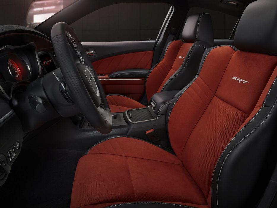 2015 Dodge Charger SRT Hellcat L-D muscle g wallpaper