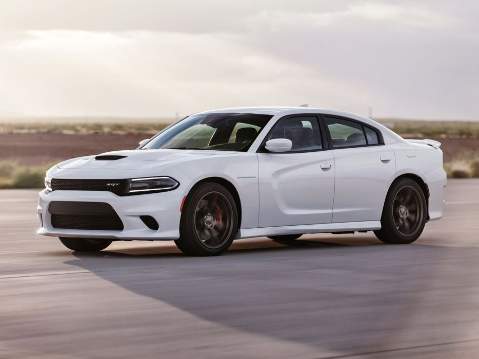 2015 Dodge Charger SRT Hellcat L-D muscle f wallpaper