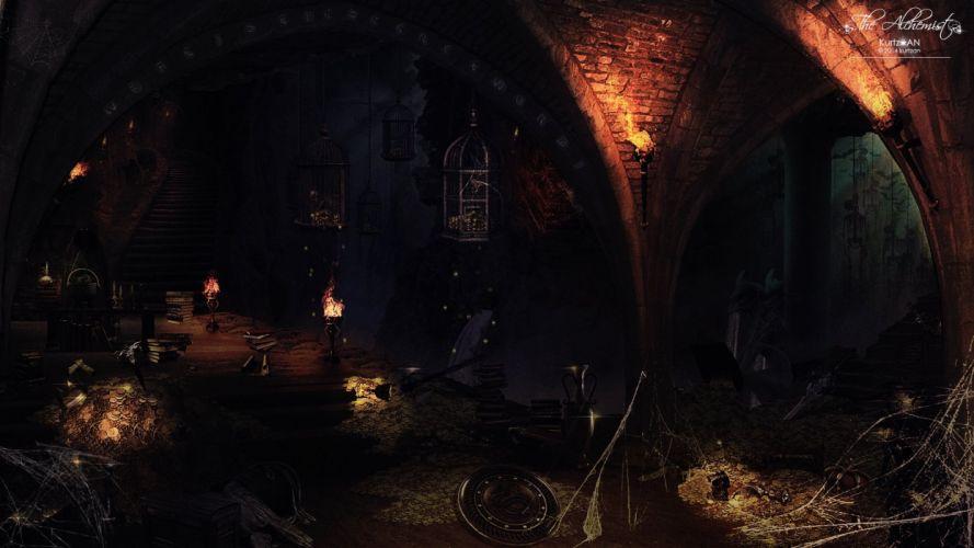 The Alchemist wallpaper