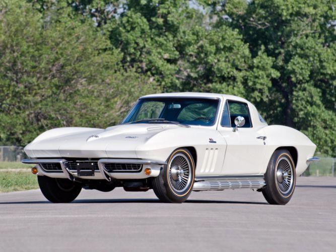 1966 Chevrolet Corvette Sting Ray L72 427 425HP (C-2) muscle classic da wallpaper