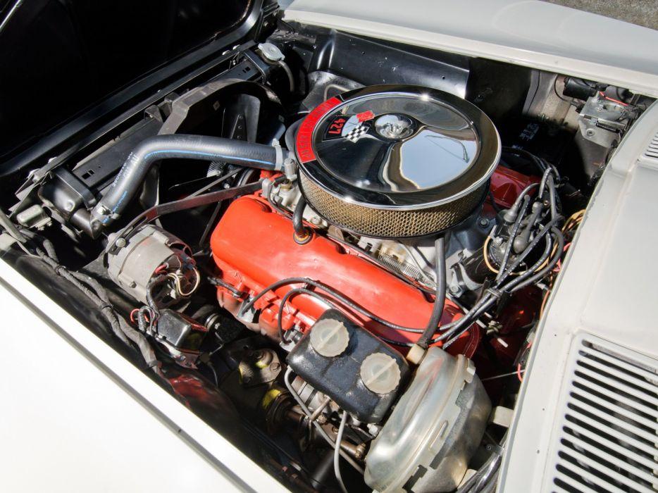 1966 Chevrolet Corvette Sting Ray L72 427 425HP (C-2) muscle classic eq wallpaper