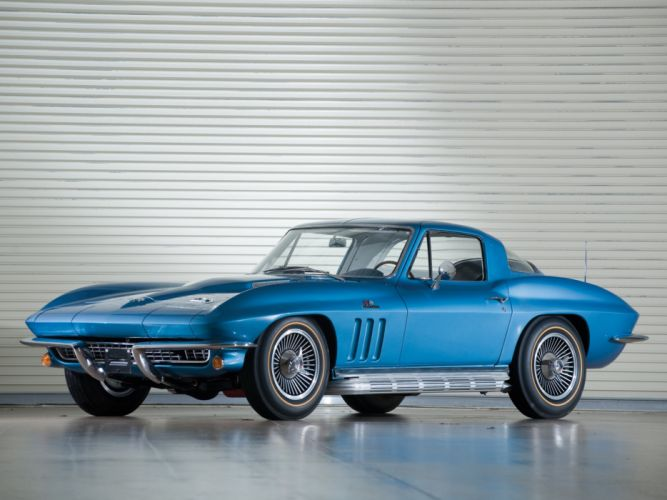 1966 Chevrolet Corvette Sting Ray L72 427 425HP (C-2) muscle classic d wallpaper