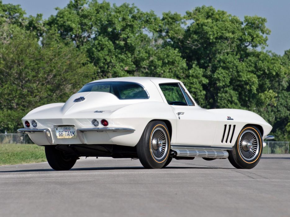 1966 Chevrolet Corvette Sting Ray L72 427 425HP (C-2) muscle classic h wallpaper