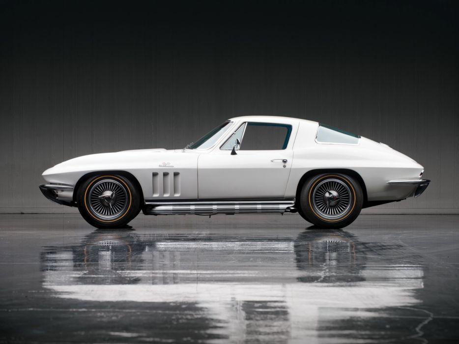 1966 Chevrolet Corvette Sting Ray L72 427 425HP (C-2) muscle classic c wallpaper