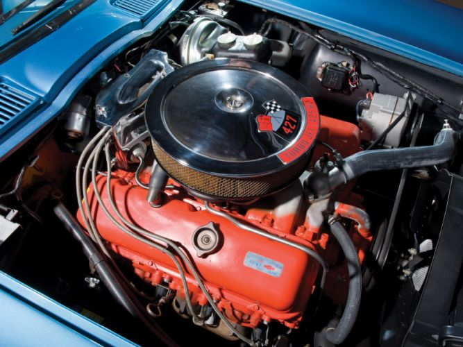 1966 Chevrolet Corvette Sting Ray L72 427 425HP (C-2) muscle classic d wallpaper