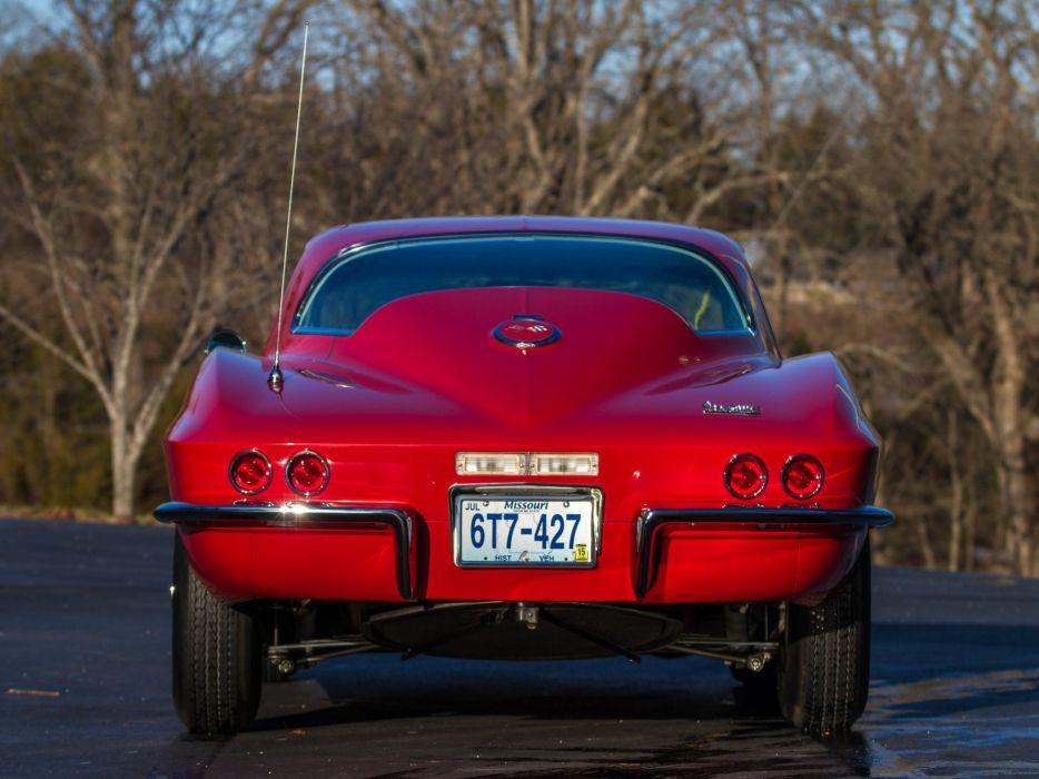 1967 Chevrolet Corvette Sting Ray L71 427 435HP Convertible (C-2) muscle classic wallpaper