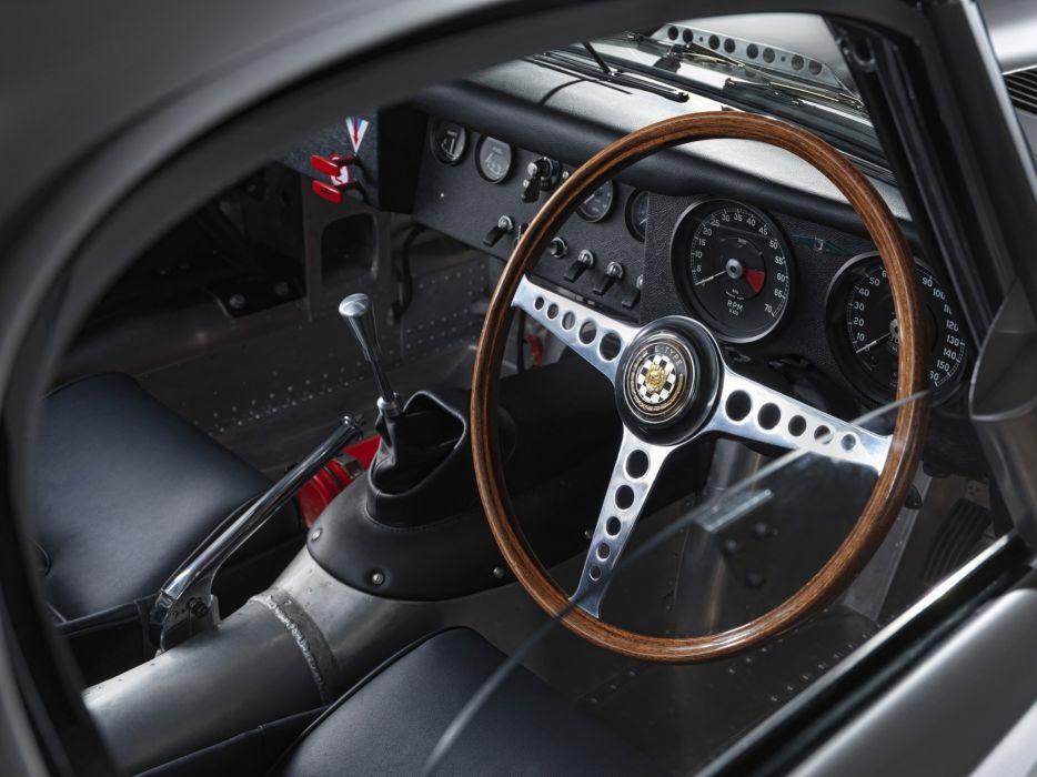 2014 Jaguar Lightweight E-Type race racing wallpaper