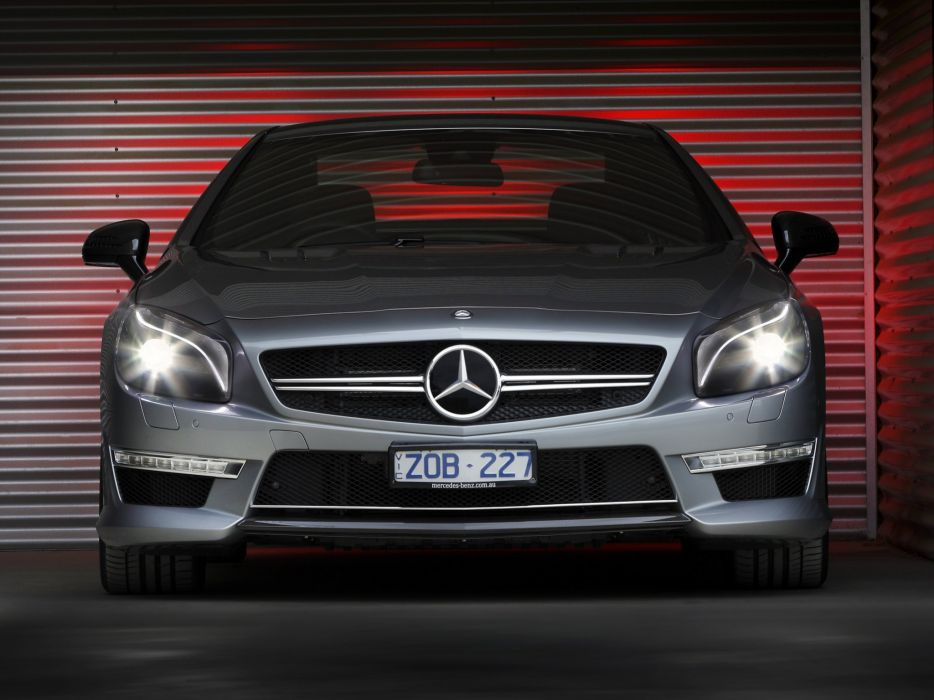 2012 Mercedes Benz SL65 AMG V10 AU-spec (R231) wallpaper