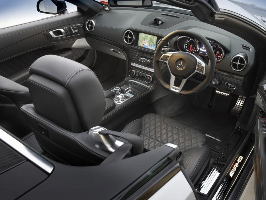 2012 Mercedes Benz SL65 AMG V10 AU-spec (R231) wallpaper