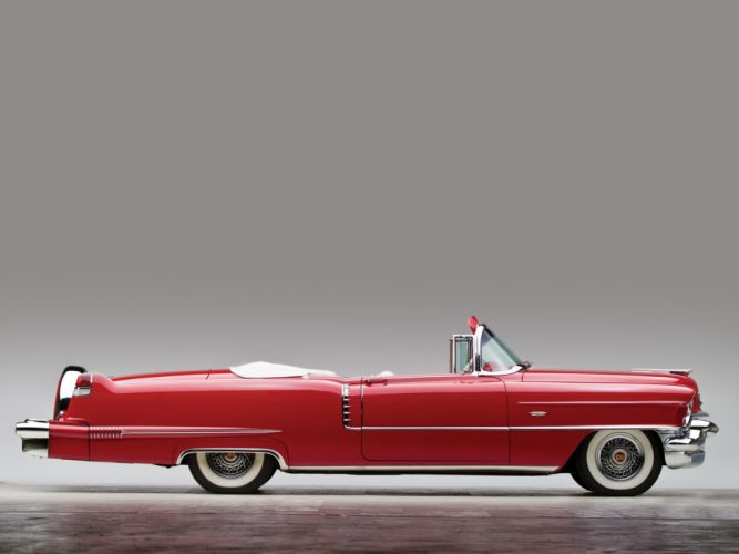 1956 Cadillac Sixty-Two Convertible (6267) wallpaper