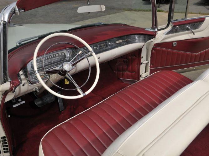 1956 Cadillac Sixty-Two Convertible (6267) wallpaper