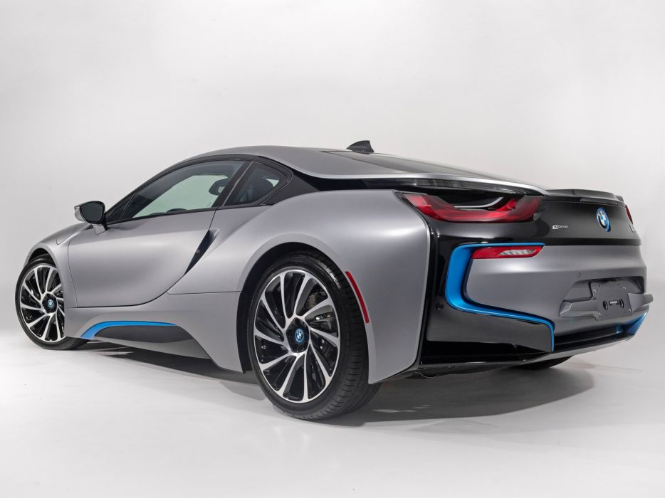 2014 BMW i-8 Pebble Beach Concours daeuElegance wallpaper