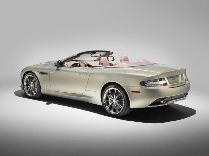 2014 Q by Aston Martin DB9 Volante US-spec wallpaper