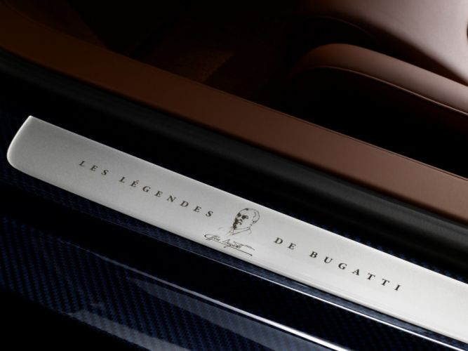 2014 Bugatti Veyron Grand Sport Roadster Vitesse Ettore supercar wallpaper