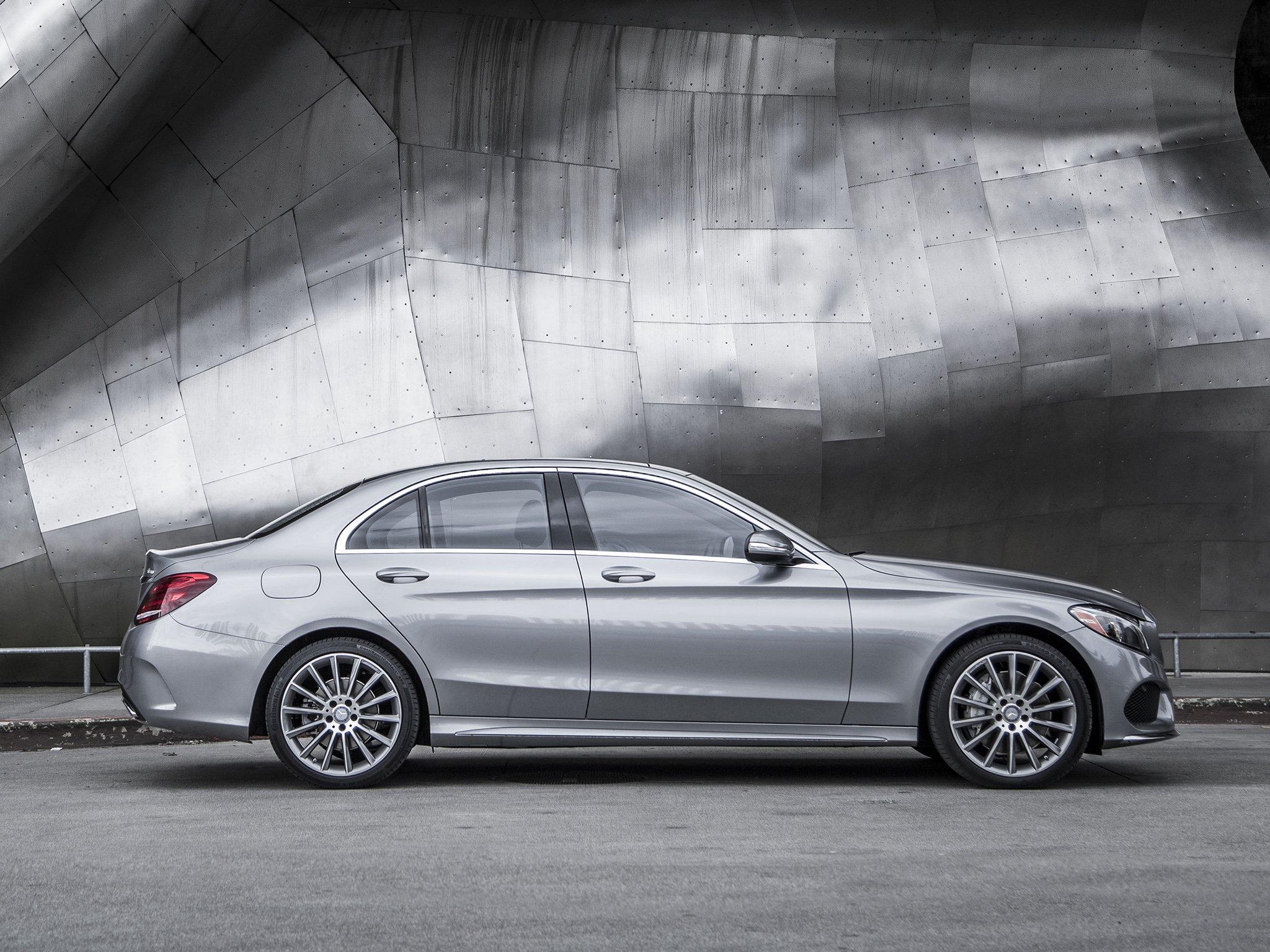 2015 mercedes benz c300 4matic amg us spec w205 300 for Mercedes benz c300 4matic 2015