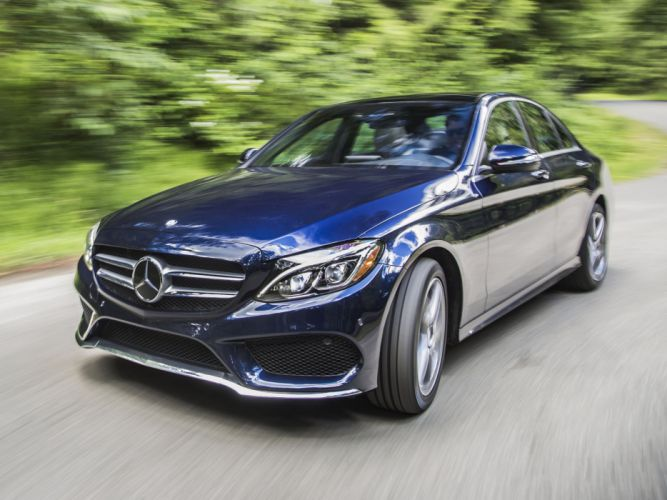 2015 Mercedes Benz C400 4matic Amg Us Spec W205 400