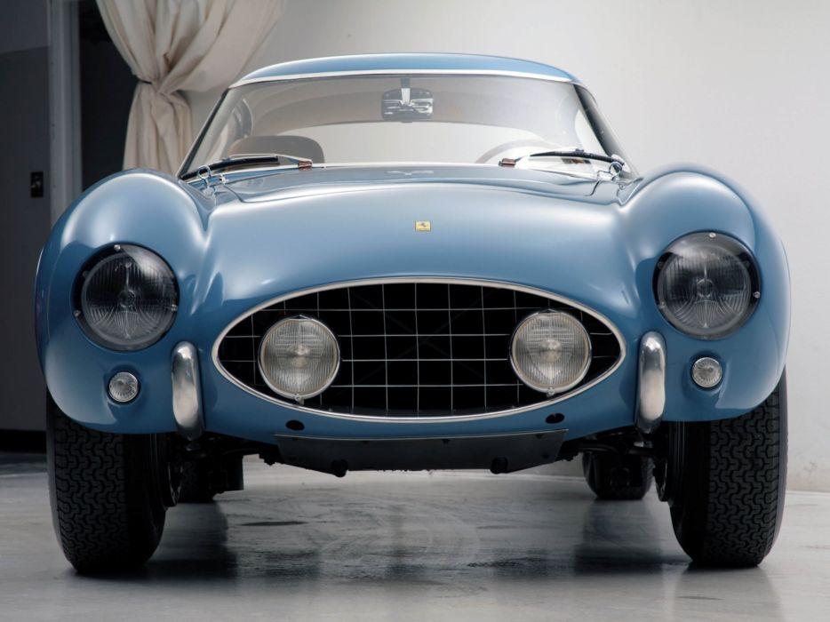 1955-57 Ferrari 250 G-T LWB Scaglietti Berlinetta Tour-de-France supercar race racing retro wallpaper