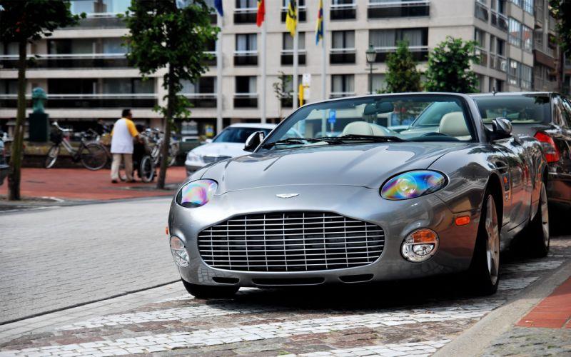 Aston Martin DB AR1 wallpaper