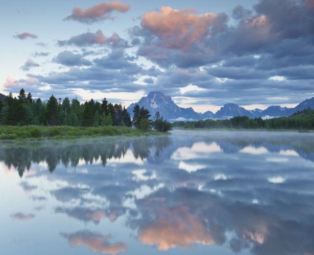 USA Wyoming National Park wallpaper