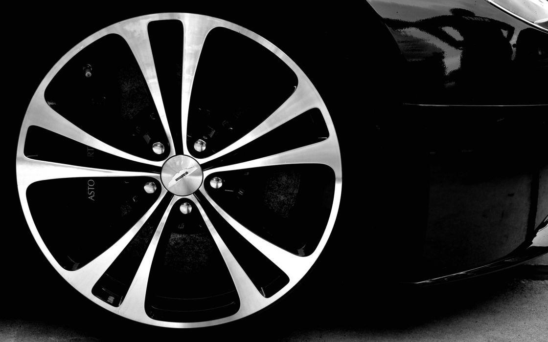 Aston Martin Vantage Rims wallpaper