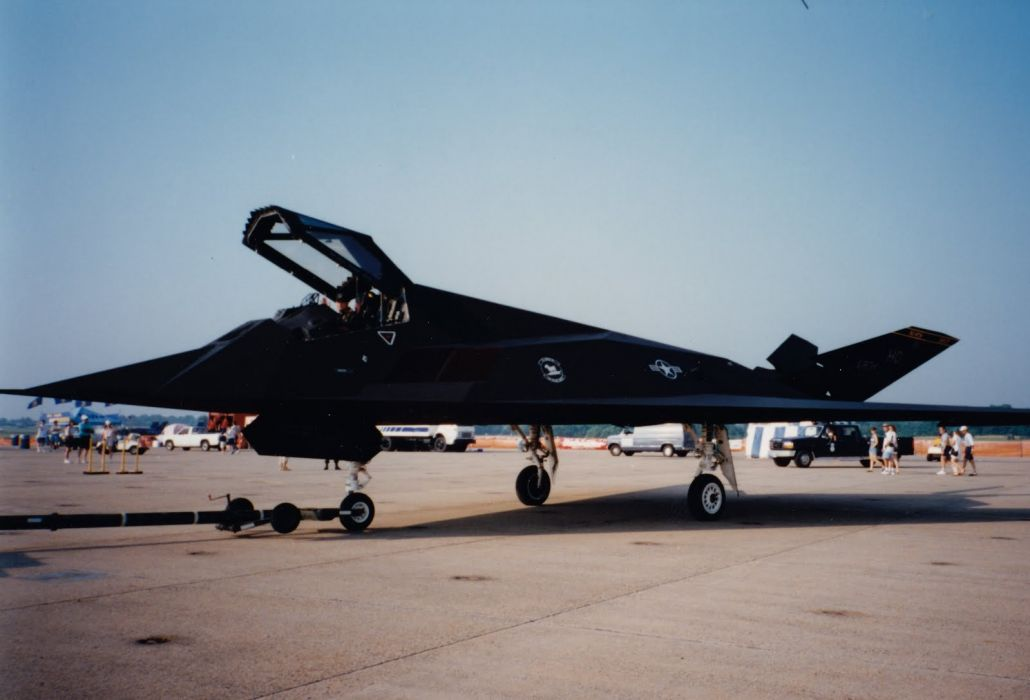 aircraft cars Lockheed Military nighthawk wallpaper