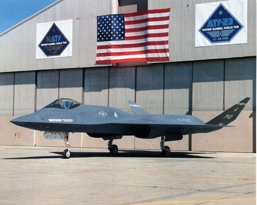 aircraft cars Lockheed Military Y23 wallpaper