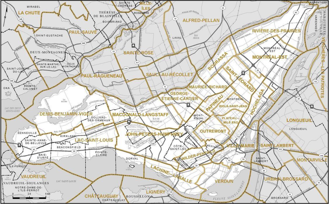 MONTREAL quebec canada building map wallpaper | 2000x1242 | 425010 ...