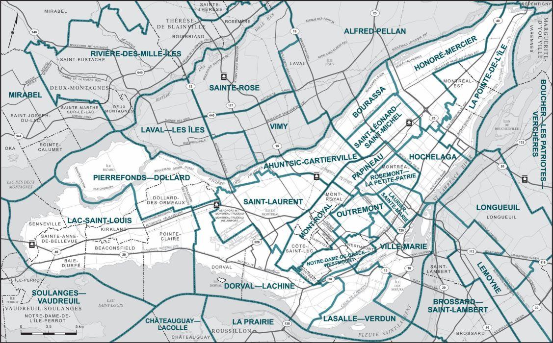 MONTREAL quebec canada building map wallpaper | 2414x1500 ...