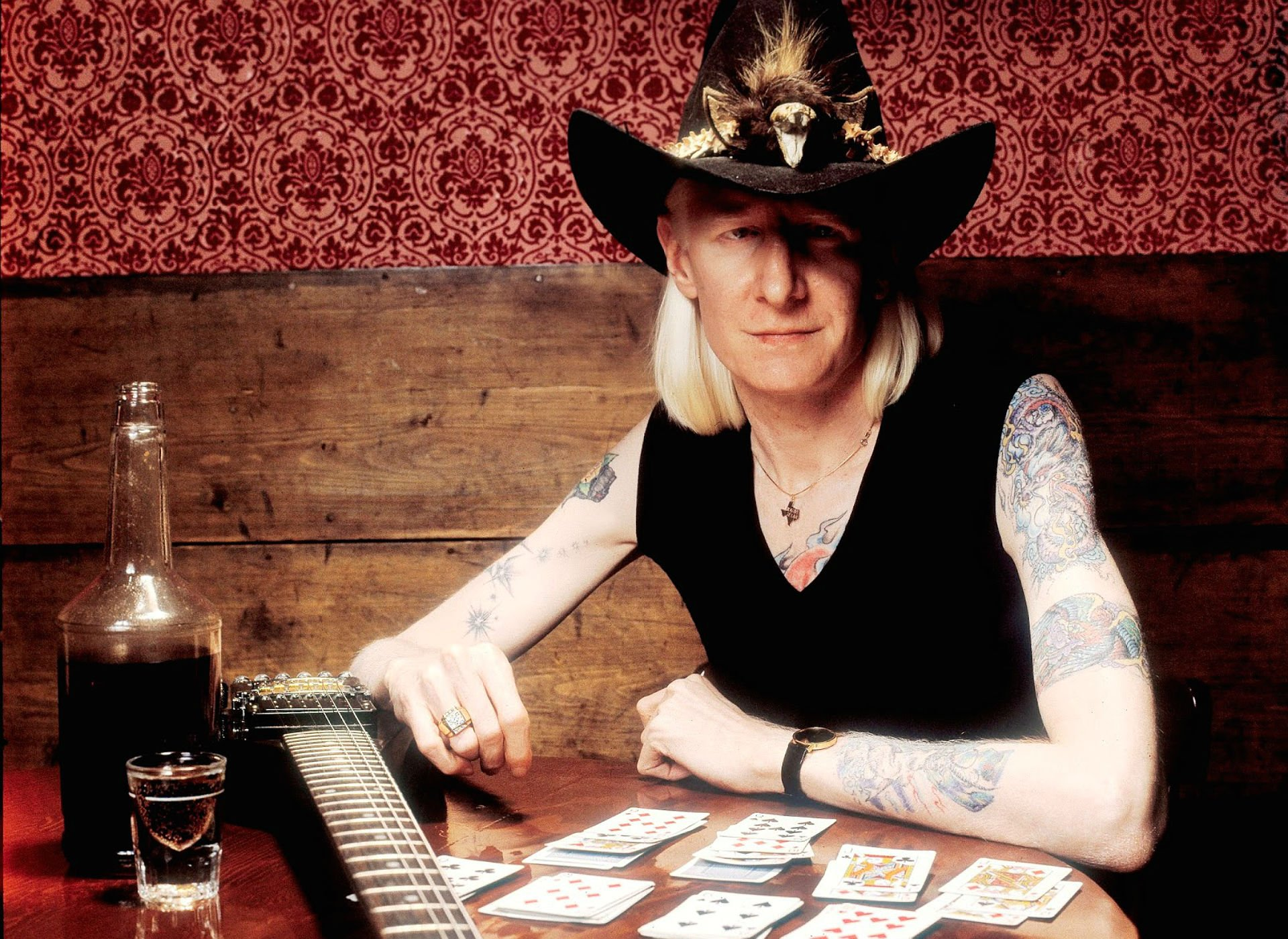Johnny Winter The Johnny Winter Story