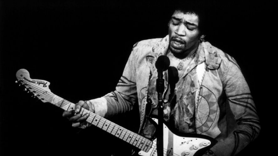 JIMI HENDRIX hard rock classic blues guitar wallpaper