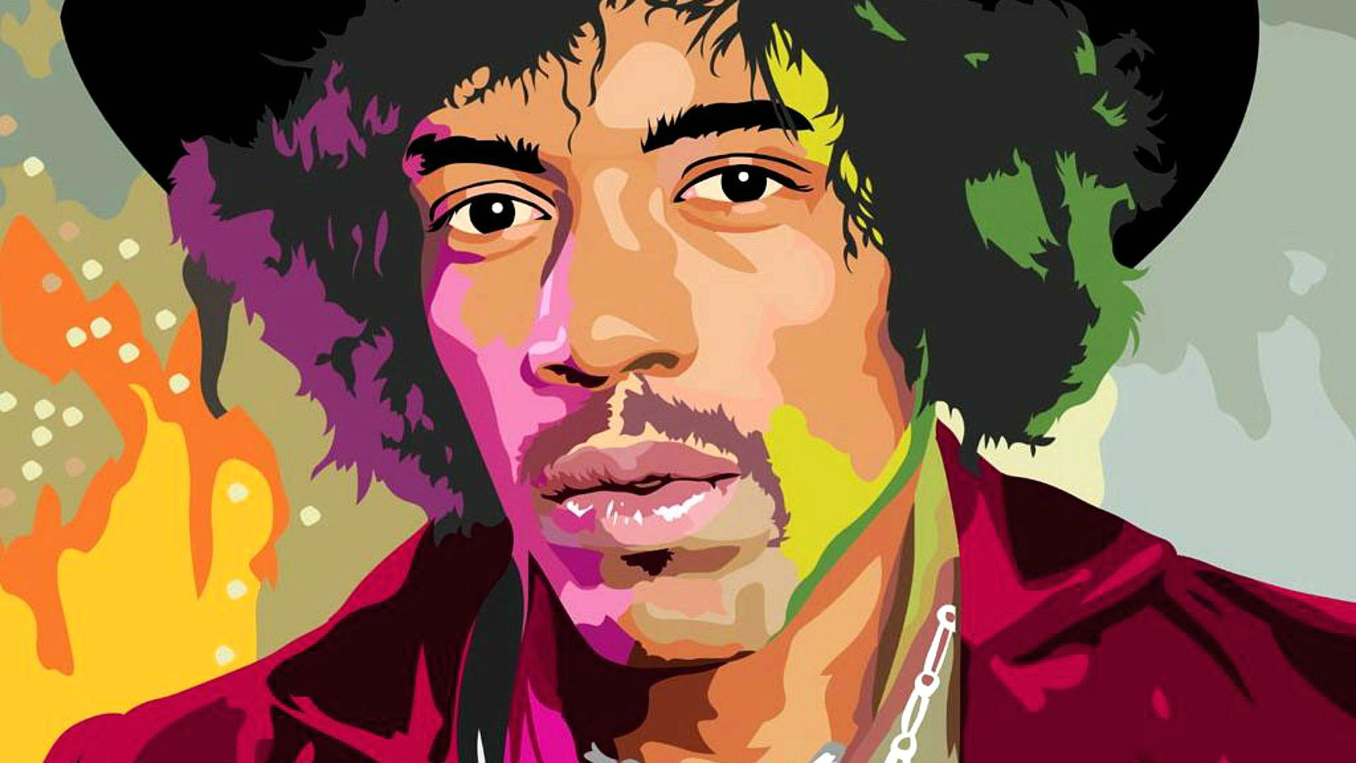 Jimi Hendrix Hard Rock Classic Blues Guitar Wallpaper 1920x1080 425087 Wallpaperup