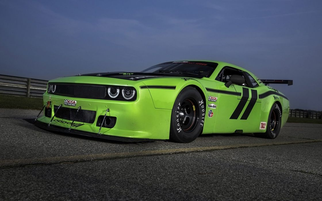 2014 Dodge Challenger SRT Trans Am wallpaper
