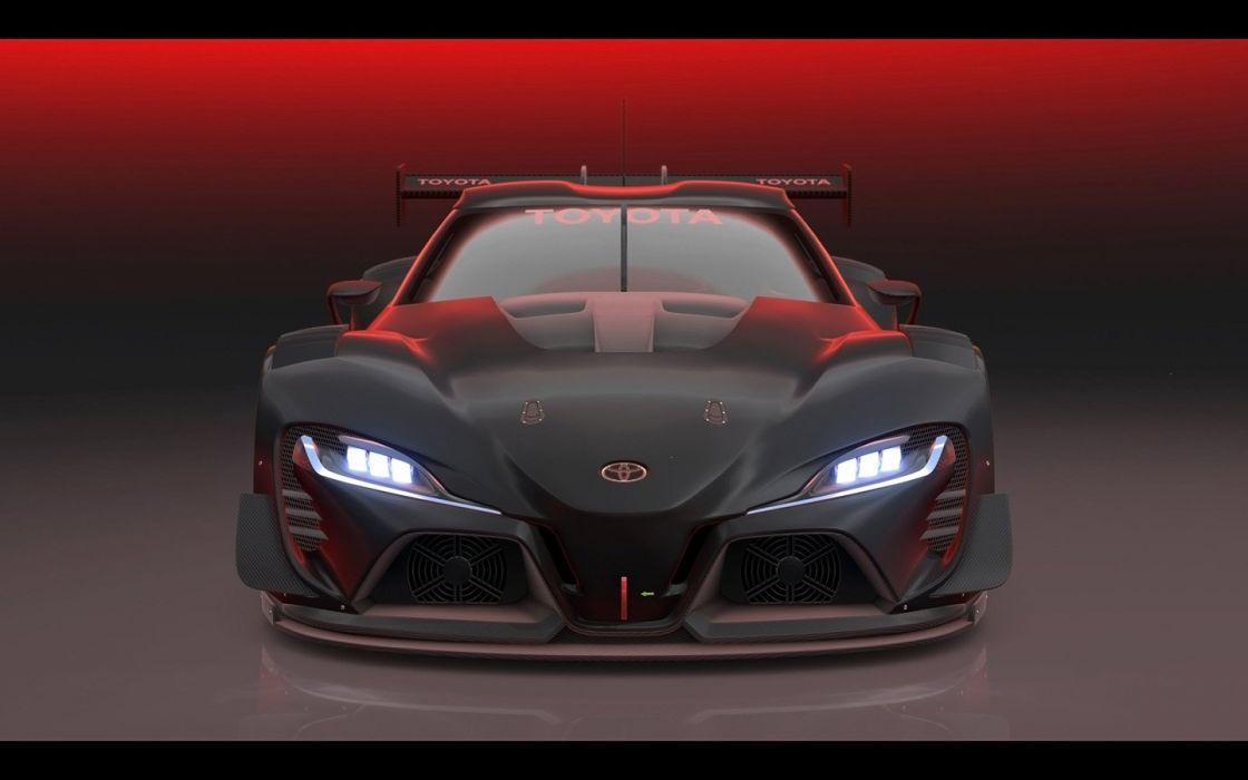 2014 Toyota FT-1 Vision GT wallpaper