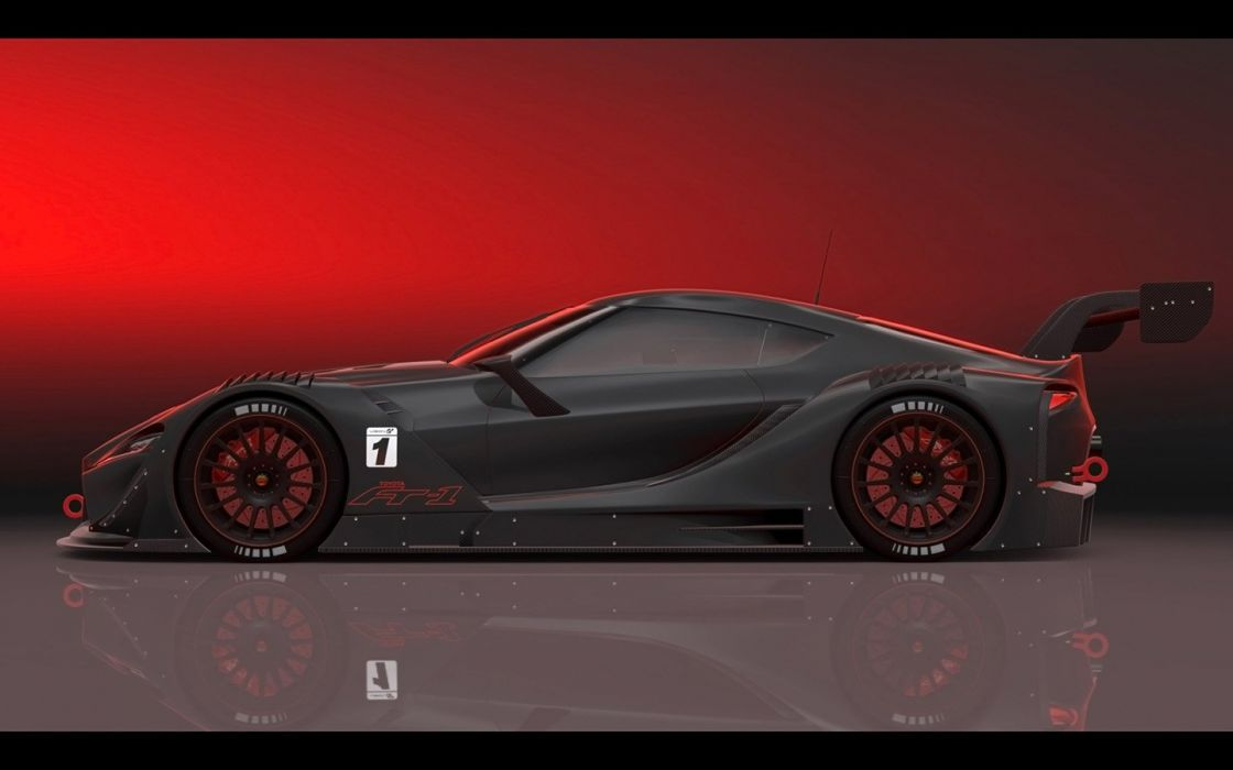 2014 Toyota FT-1 Vision GT wallpaper
