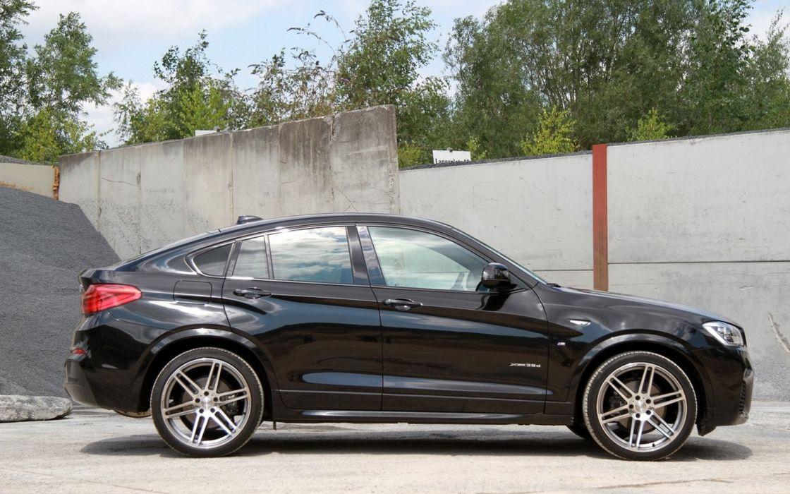 2014 Manhart BMW X4 xDrive 35d tuning wallpaper