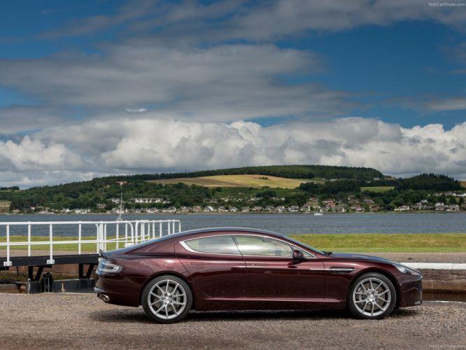 Aston Martin Rapide S 2015 wallpaper