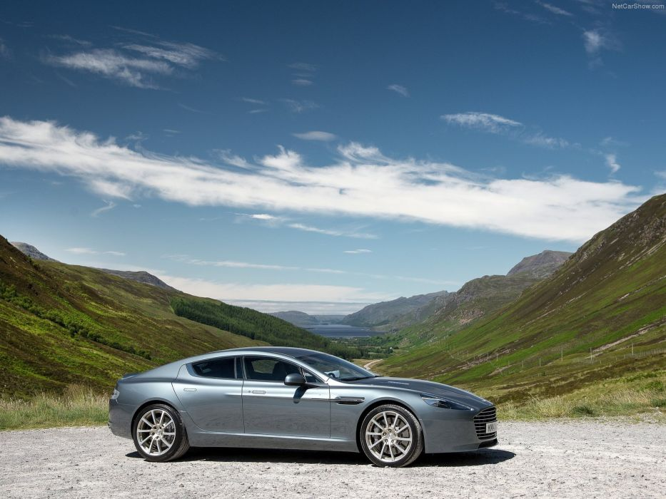 Aston Martin Rapide S 2015 wallpaper