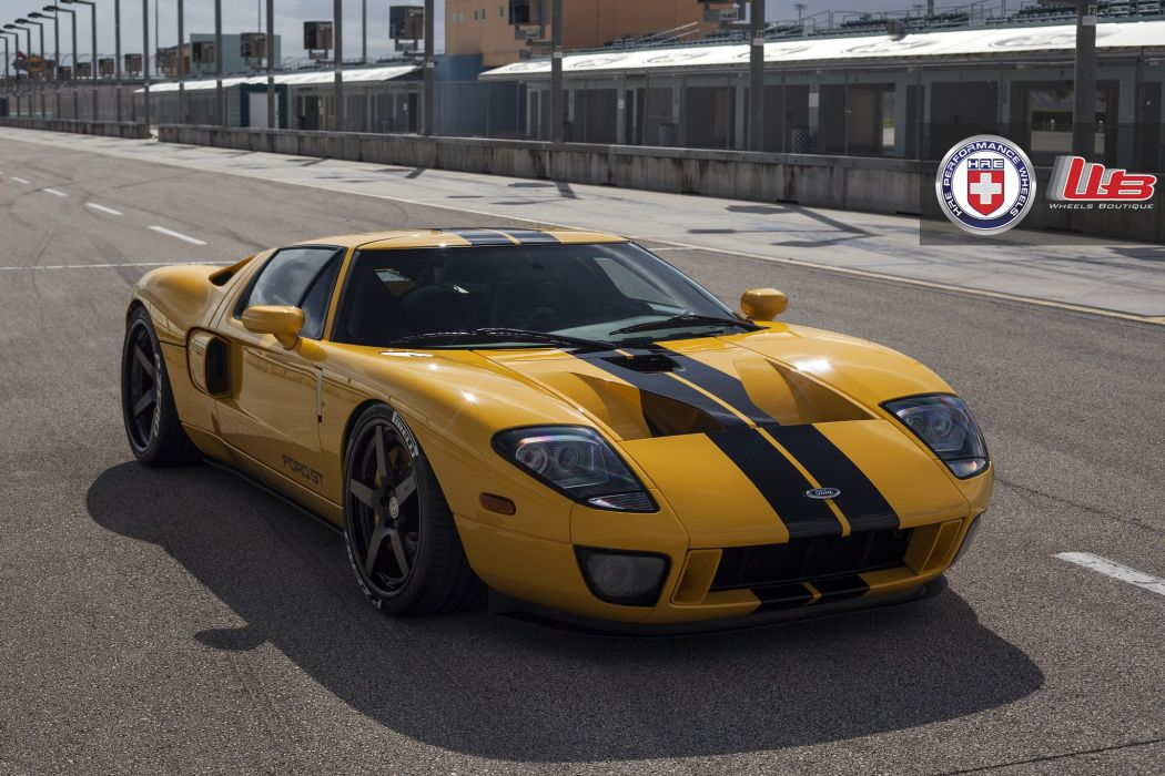 hre ford Supercar Tuning gt whells wallpaper